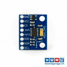 Beschleunigungssensor ADXL345 GY-291