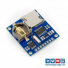 Micro SD Datenlogger Modul mit RTC