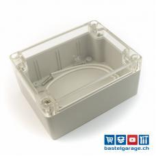 Kunststoffgehäuse Gehäuse IP66 Transparent M