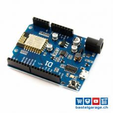 WeMos D1 Wireless UNO ESP8266