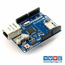 Ethernet Shield SPI W5100 für Arduino
