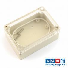 Kunststoffgehäuse Gehäuse IP66 Transparent S
