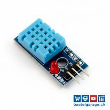 DHT11 Temperatur und Luftfeuchtigkeitssensor