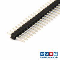Stiftleiste Male 1 X 40 Polig RM 2.54mm gerade kurze Pin