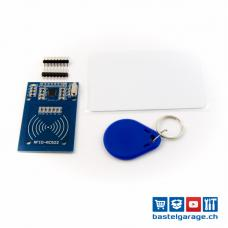 RFID RC-522 Kartenleser Set mit Transponder
