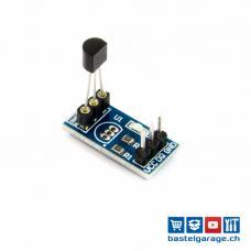 Temperatursensor Modul für DS18B20 (ohne DS18b20)