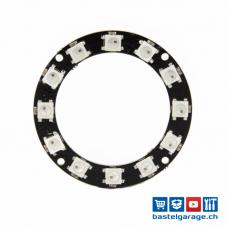 Neopixel Ring 12x WS2812 RGB LED