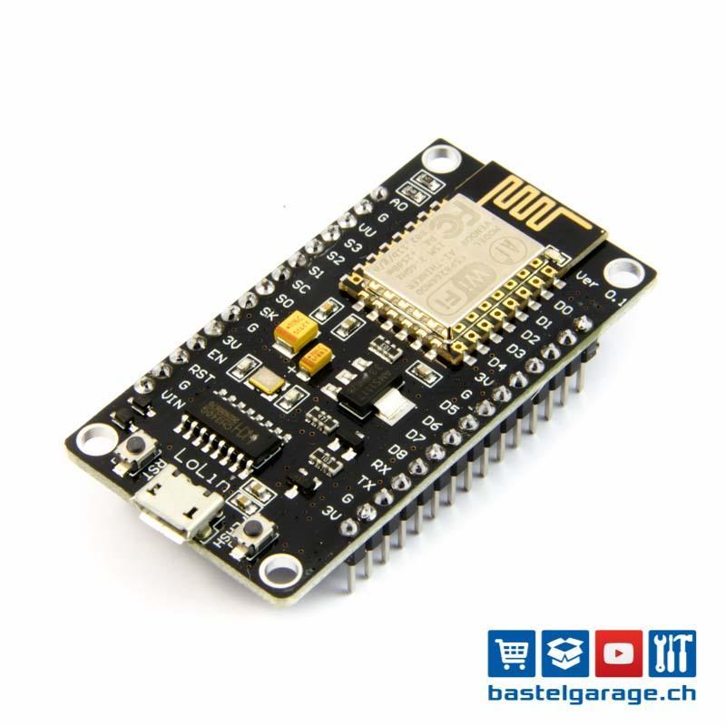 ESP8266 NodeMCU V3 kompatibles Development Board