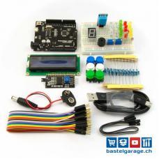 Anfänger Starter Kit mit Arduino UNO kompatiblem Board