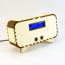 Bausatz Raumsensor für Luftqualität mit Wlan