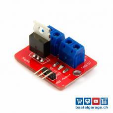 IRF520 MOSFET Treiber Modul