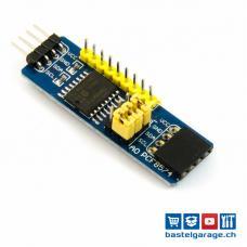 PCF8574 I2C Portexpander I/O Erweiterung 8 Pin