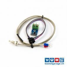 Thermoelement Set K-Typ Thermocouple mit MAX6675 0-800 Grad