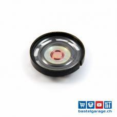 Mini Lautsprecher 8Ohm 0.25W
