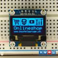 OLED Display Blau I2c 128x64 0.96''