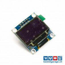 OLED Display Weiss I2c 128x64 0.96''