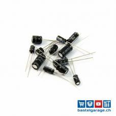 Elektrolyt Kondensator Set 120 Stück assortiert