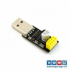 ESP-01 CH340G Programmer