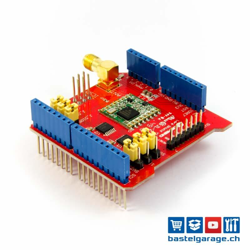 Dragino LoRa Shield - 868MHz v1 4 - Arduino