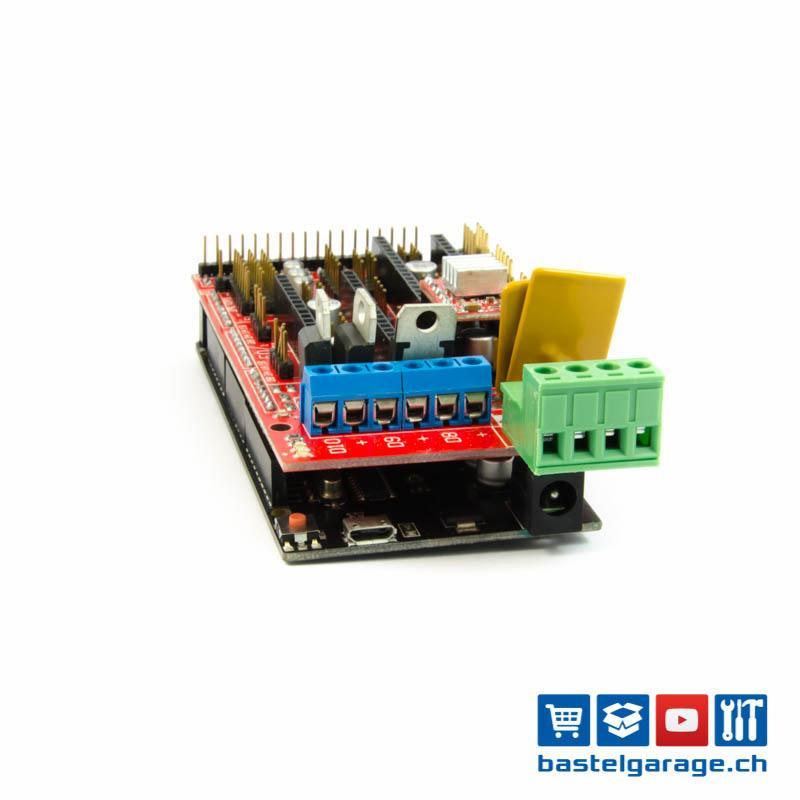 RAMPS 1 4 Steuerplatine Arduino Mega Shield für RepRap
