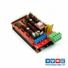 RAMPS 1.4 Steuerplatine Arduino Mega Shield für RepRap