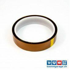 Polyimid hitzebeständiges Klebeband Tape 20mm x 30 Meter