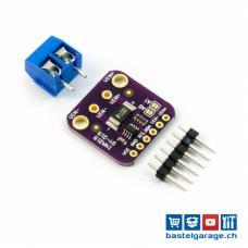 Strom-/Leistungssensor INA219 I2C
