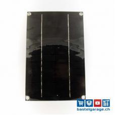 Solarzelle 12V 6 Watt Monokristallin