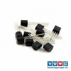 Transistor Set 170 Stück assortiert