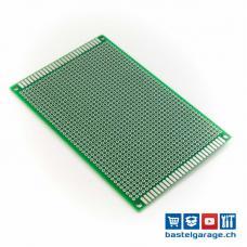 120x80mm Prototyp PCB Platine