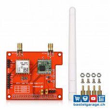 LoRa / GPS HAT Raspberry Pi - 868MHz v1.4 Dragino