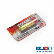 12V A23 Alkaline Batterie