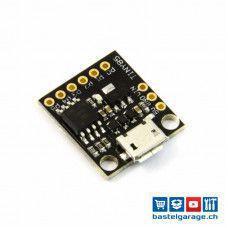 ATtiny85 Digispark Micro USB kompatibles Board
