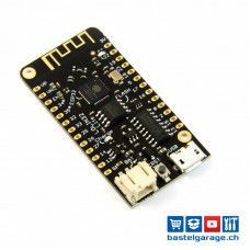 WEMOS LOLIN32 Lite Board ESP32 REV1 4 MB FLASH