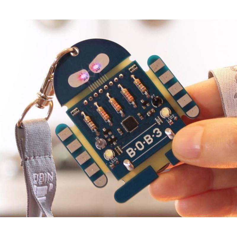 Lern Bausatz Bob3 Roboter Bastelgarage Elektronik Online