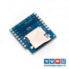 WeMos D1 Mini Micro SD Shield