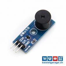Piezo Buzzer Modul mit Transistor