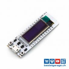 Heltec WIFI Kit8 Board ESP8266 32MBit