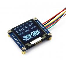 "OLED Display 128x128 1.5"" weiss I2C SPI"