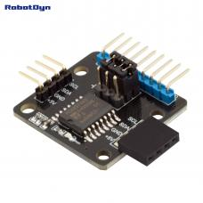 PCA8574AD I2C Portexpander I/O Erweiterung 8 Pin