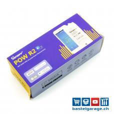 Sonoff Pow R2 WiFi Switch mit Leistungsmessung 16A