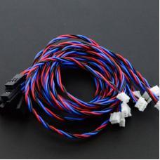 Gravity 3pin analoge Sensor Kabel für Arduino 10 Stück