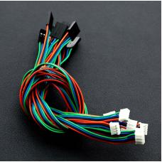 Gravity 4pin IIC/I2C/UART Sensorkabel für Arduino 10 Stück