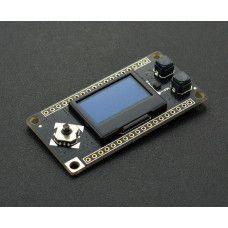 Firebeetle Covers OLED Display 128x64 Blau