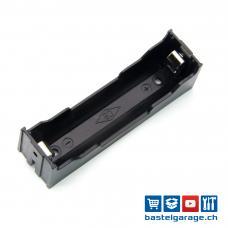 1-Fach 18650 Batteriefach / Batteriehalter