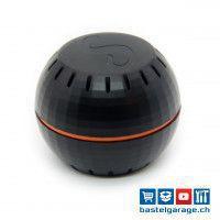 Shelly H&T Schwarz Humidity Temperatur Sensor