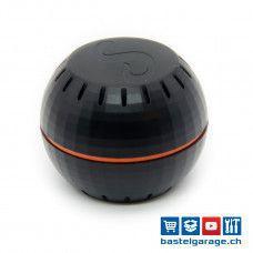 Shelly H&T Schwarz Humidity & Temperatur Sensor