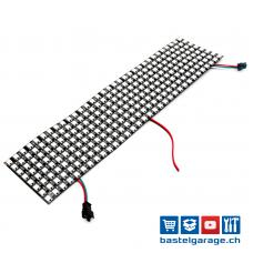 NeoPixel FlexMatrix 8x32 - 256 x WS2812B RGB LED