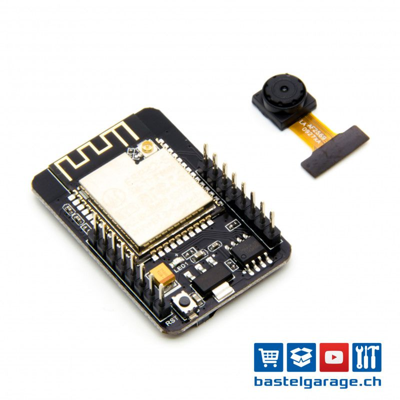 ESP32-CAM inkl  OV2640 Kamera