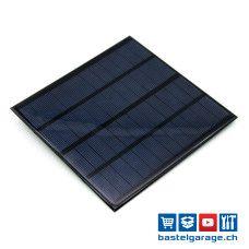 Solarzelle 12V 250mA 3W